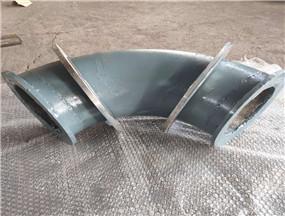 KMTBCr28雙金屬耐磨彎頭