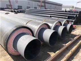 鋼套鋼保溫鋼管