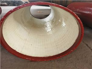 陶瓷貼片耐磨管(馬賽克瓷片)